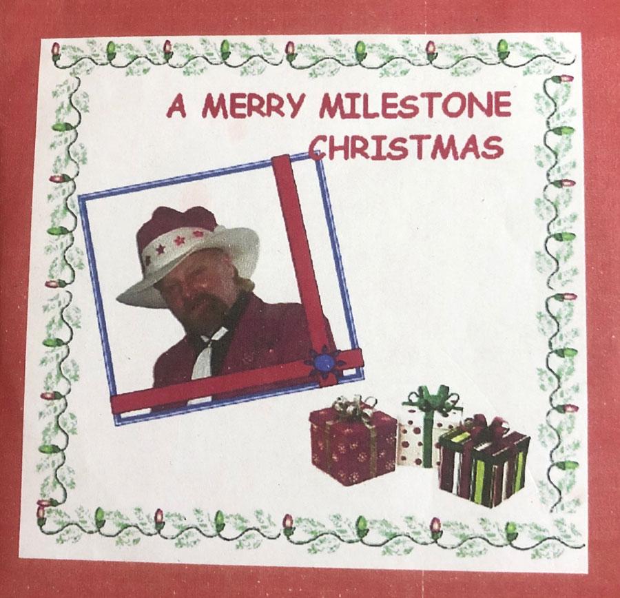A Merry Milestone Christmas