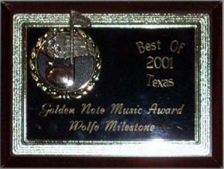 Best of 2001 Texas